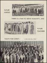 1964 Evergreen High School Yearbook Page 76 & 77