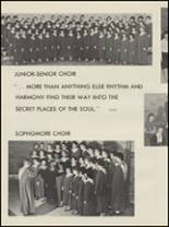 1964 Evergreen High School Yearbook Page 78 & 79
