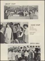 1964 Evergreen High School Yearbook Page 82 & 83