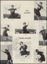 1964 Evergreen High School Yearbook Page 92 & 93