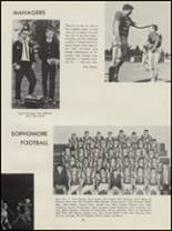 1964 Evergreen High School Yearbook Page 98 & 99