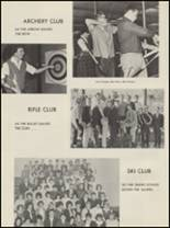 1964 Evergreen High School Yearbook Page 106 & 107