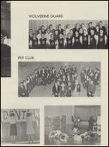 1964 Evergreen High School Yearbook Page 110 & 111