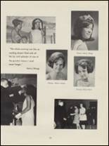 1964 Evergreen High School Yearbook Page 120 & 121