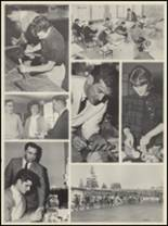 1964 Evergreen High School Yearbook Page 122 & 123