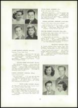 1951 Wilson High School Yearbook Page 32 & 33