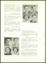 1951 Wilson High School Yearbook Page 34 & 35