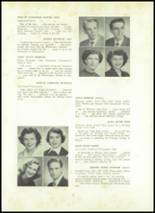 1951 Wilson High School Yearbook Page 36 & 37