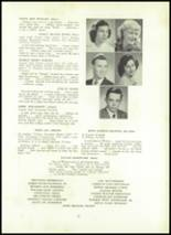 1951 Wilson High School Yearbook Page 38 & 39
