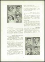 1951 Wilson High School Yearbook Page 44 & 45