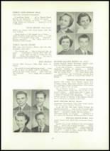 1951 Wilson High School Yearbook Page 46 & 47