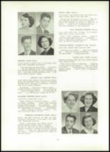 1951 Wilson High School Yearbook Page 50 & 51