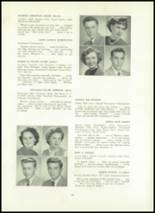 1951 Wilson High School Yearbook Page 52 & 53