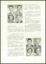 1951 Wilson High School Yearbook Page 54 & 55