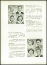 1951 Wilson High School Yearbook Page 56 & 57