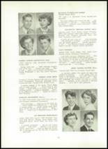 1951 Wilson High School Yearbook Page 58 & 59
