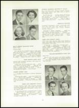 1951 Wilson High School Yearbook Page 60 & 61