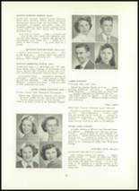 1951 Wilson High School Yearbook Page 62 & 63