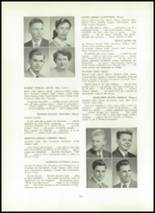1951 Wilson High School Yearbook Page 64 & 65