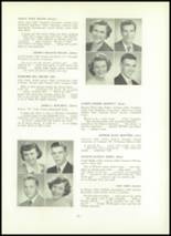1951 Wilson High School Yearbook Page 66 & 67