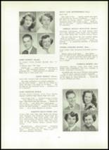 1951 Wilson High School Yearbook Page 68 & 69