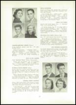 1951 Wilson High School Yearbook Page 70 & 71
