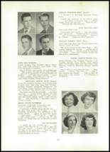 1951 Wilson High School Yearbook Page 72 & 73