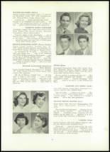 1951 Wilson High School Yearbook Page 74 & 75