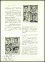 1951 Wilson High School Yearbook Page 78 & 79