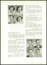 1951 Wilson High School Yearbook Page 80 & 81