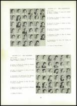 1951 Wilson High School Yearbook Page 90 & 91