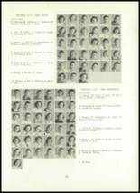 1951 Wilson High School Yearbook Page 92 & 93