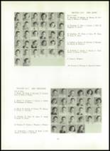 1951 Wilson High School Yearbook Page 98 & 99