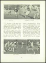1951 Wilson High School Yearbook Page 100 & 101