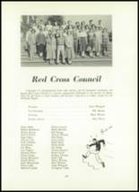 1951 Wilson High School Yearbook Page 110 & 111