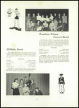 1951 Wilson High School Yearbook Page 118 & 119