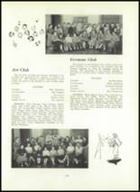 1951 Wilson High School Yearbook Page 122 & 123