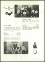 1951 Wilson High School Yearbook Page 124 & 125