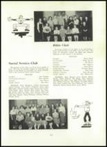 1951 Wilson High School Yearbook Page 126 & 127