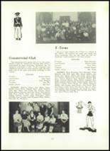 1951 Wilson High School Yearbook Page 128 & 129