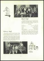 1951 Wilson High School Yearbook Page 130 & 131