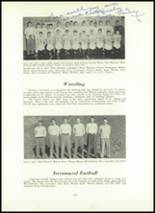 1951 Wilson High School Yearbook Page 156 & 157