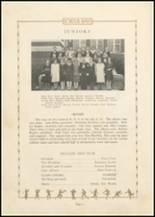 1931 Bayard High School Yearbook Page 12 & 13