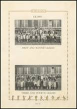 1931 Bayard High School Yearbook Page 14 & 15