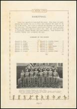 1931 Bayard High School Yearbook Page 18 & 19