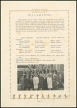 1931 Bayard High School Yearbook Page 22 & 23