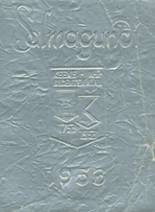 1953 Yearbook Keene High School