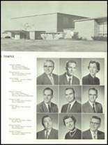 1960 Lincoln-Way High School Yearbook Page 20 & 21