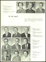 1960 Lincoln-Way High School Yearbook Page 22 & 23
