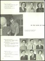 1960 Lincoln-Way High School Yearbook Page 30 & 31